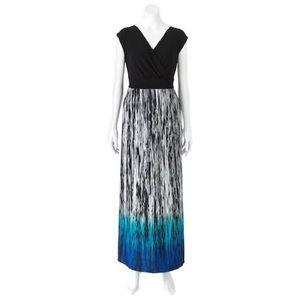 AB Studio Empire Maxi Dress - Women's